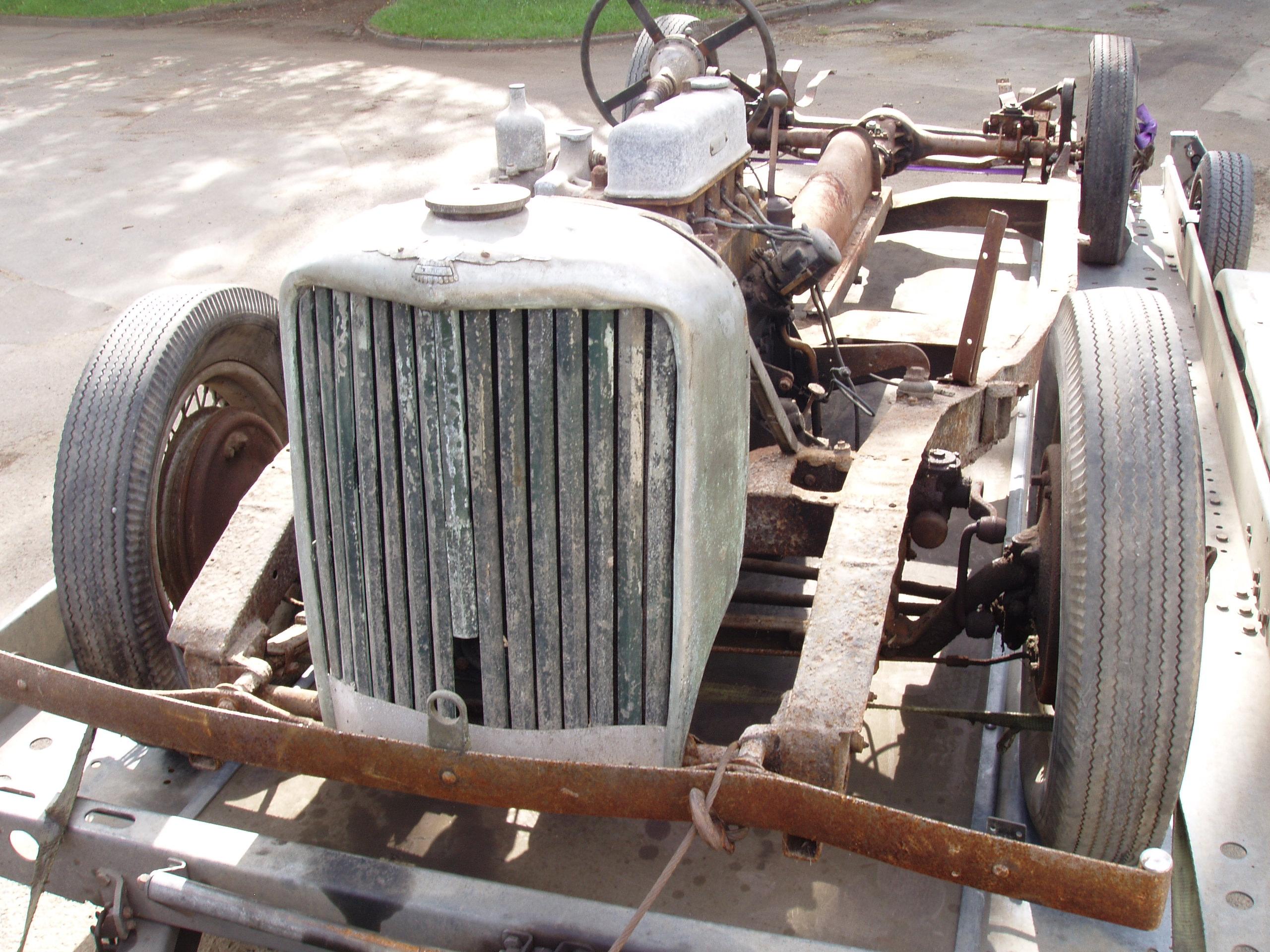 1939年 ジャガー SS 1.5リッター