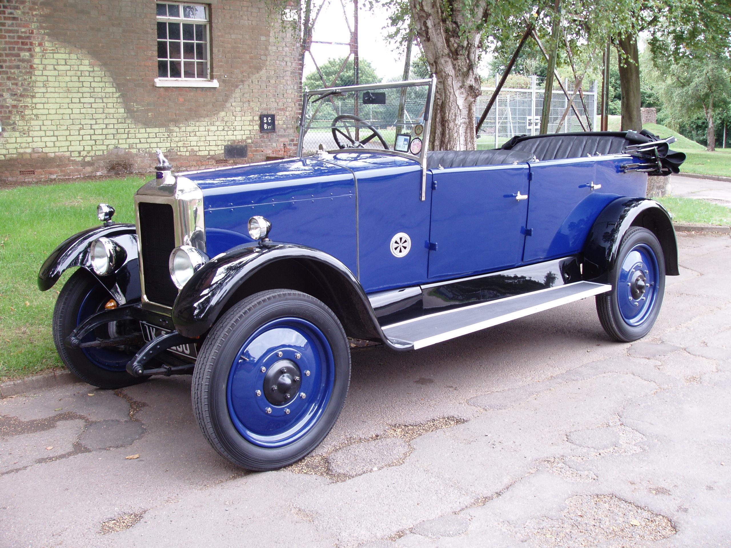 1926年 シドレー スペシャル