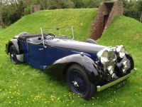 Alvis Speed 25 SC tourer by Vdp