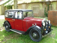 Morris Ten-Four 4-door saloon