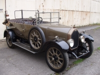 Humber 12/25 all weather tourer