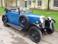Sunbeam 1929 16.9 Drop head coupe