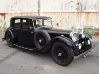 Alvis Speed 20 SA Saloon by Mayfair