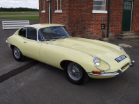 Jaguar E-type series 1.5 4.2 Fixed Head Coupe