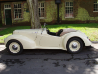 Lea Francis 14 hp open 2-seat sports
