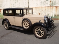 Humber 16/50 Imperial saloon