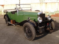 Alvis 12/50 TJ replica narrow tourer